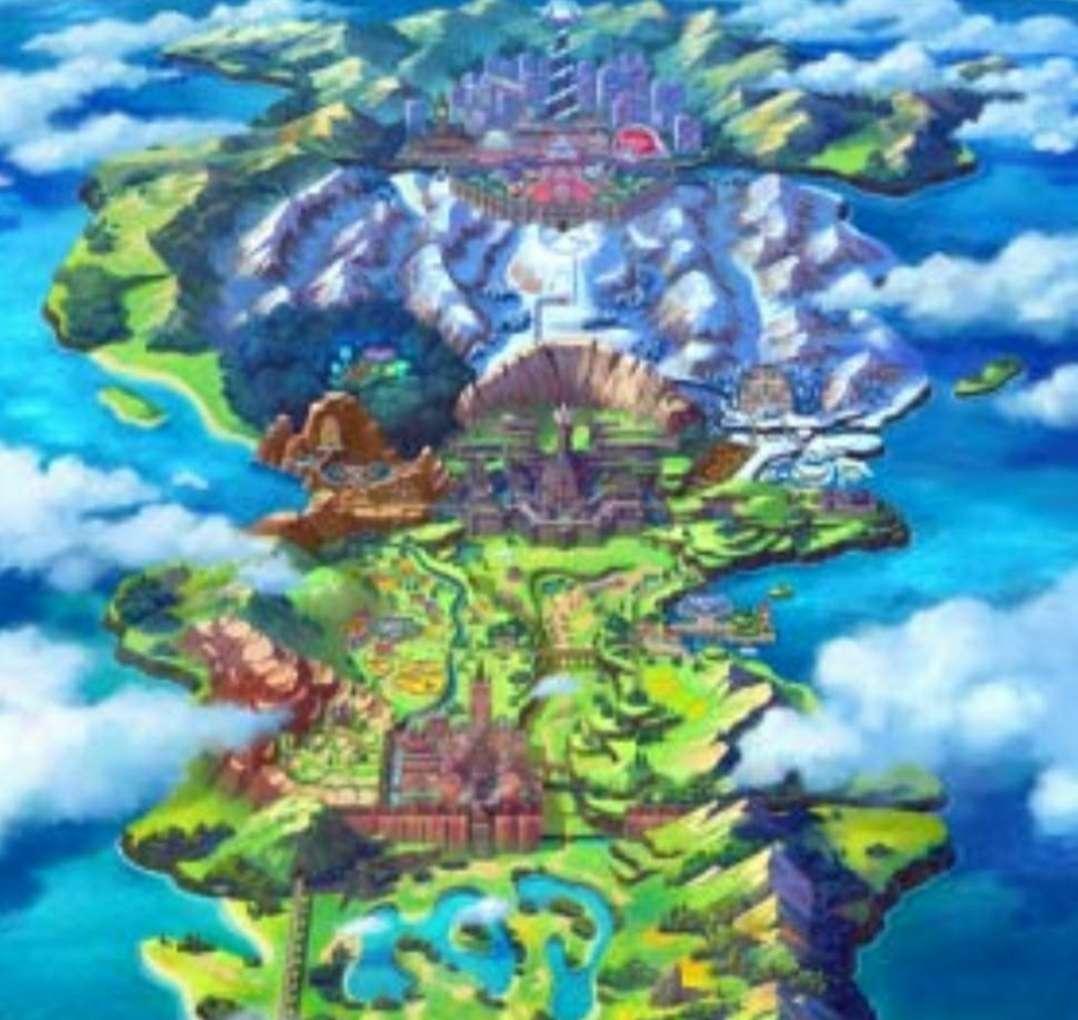 Imagen producto Pokémon Espada Y Pokémon Escudo A Elegir 5