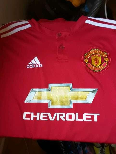 Imagen camiseta del M.United