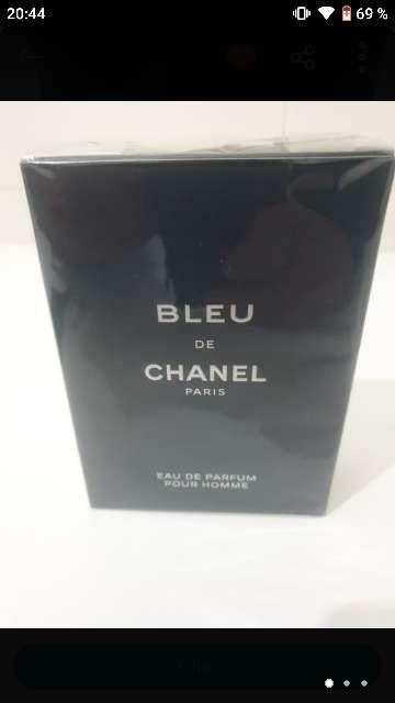 Imagen Perfume Bleu Chanel