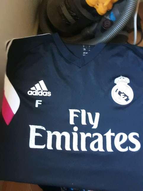 Imagen camiseta de Real Madrid