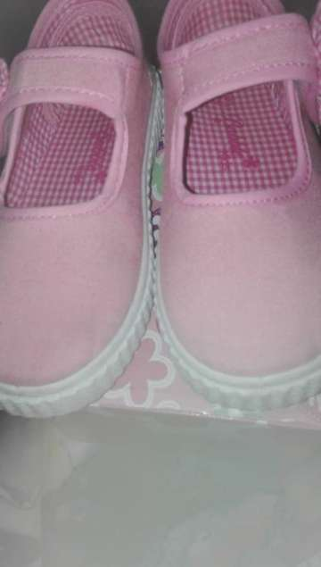 Imagen Zapatitos rosas de niña n°24