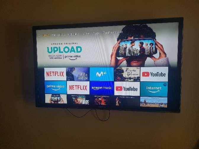 Imagen producto Televisión Samsung 55 pulgadas con Amazon Fire TV 5