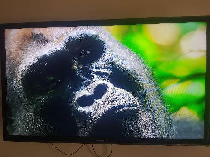 Imagen Televisión Samsung 55 pulgadas con Amazon Fire TV