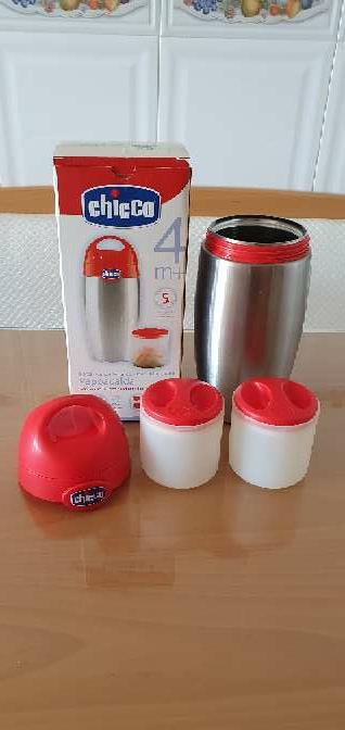 Imagen producto Termo grande CHICCO con dos tarros dentro 2