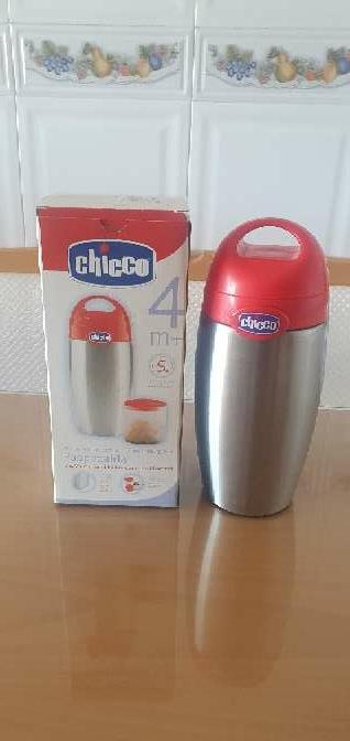 Imagen producto Termo grande CHICCO con dos tarros dentro 1