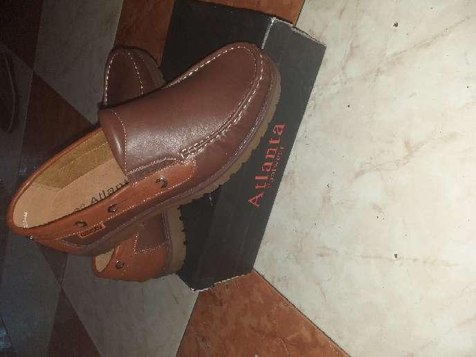 Imagen zapato de caballero