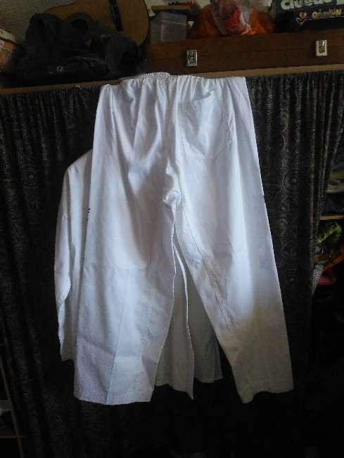 Imagen traxe taekwondo