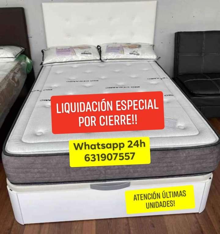 Imagen camas a precios muy baratos