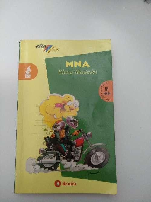 Imagen Libro para niños MNA
