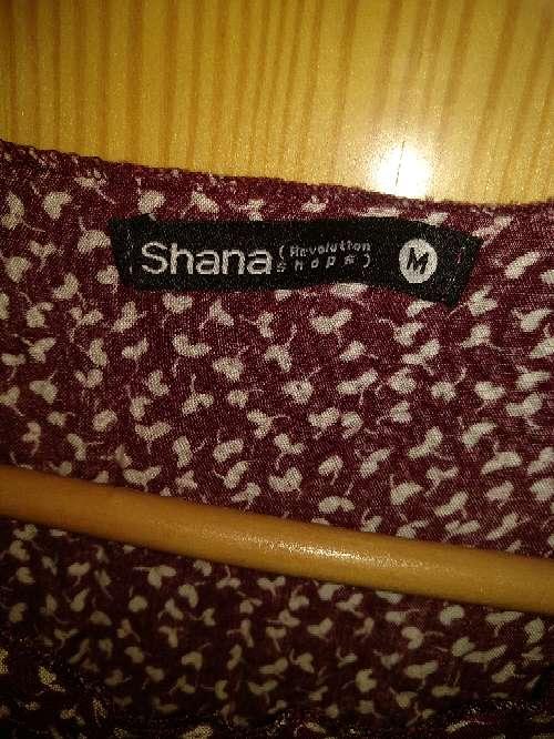 Imagen producto Camiseta tirantes color burdeos shana 2