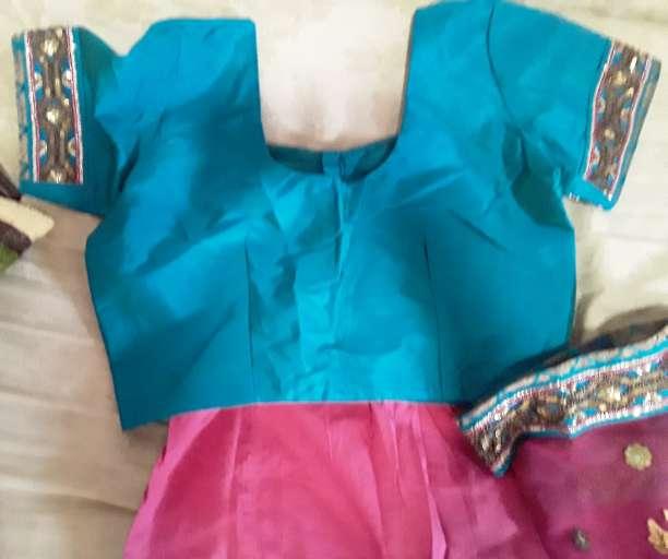 Imagen vendo vestido arabe