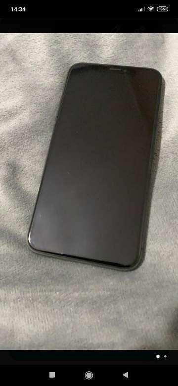 Imagen Iphone X de 64GB negro