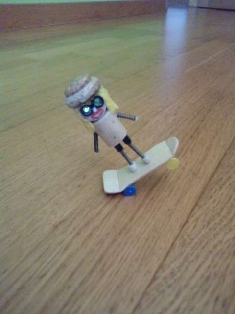 Imagen producto Don patinete y cruceiros 2