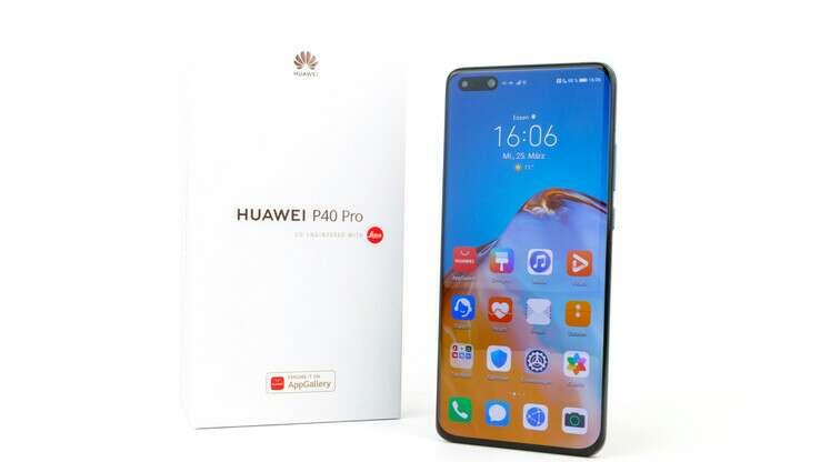 Imagen Huawei P40 pro