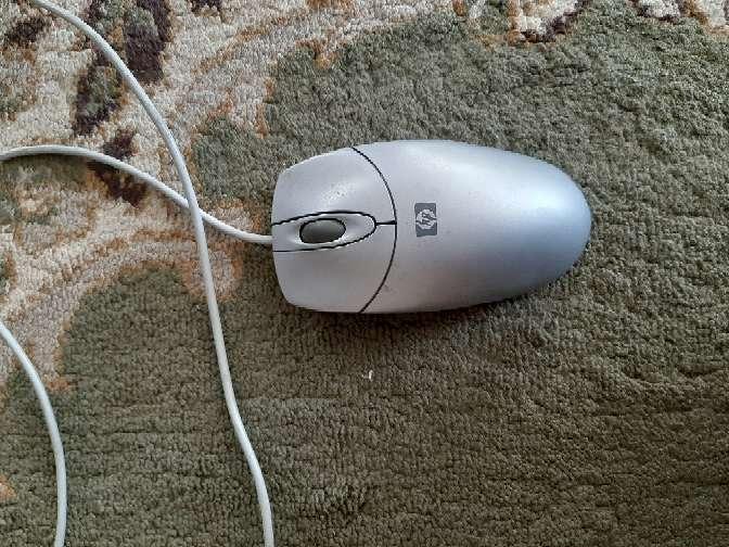 Imagen ratón del ordenador