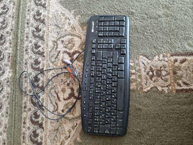 Imagen producto Teclado del ordenador ruso 3