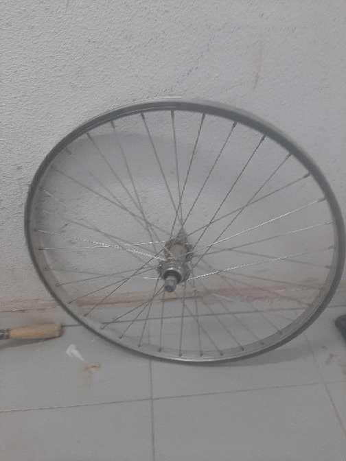Imagen rueda de bicicleta 21 pulgada