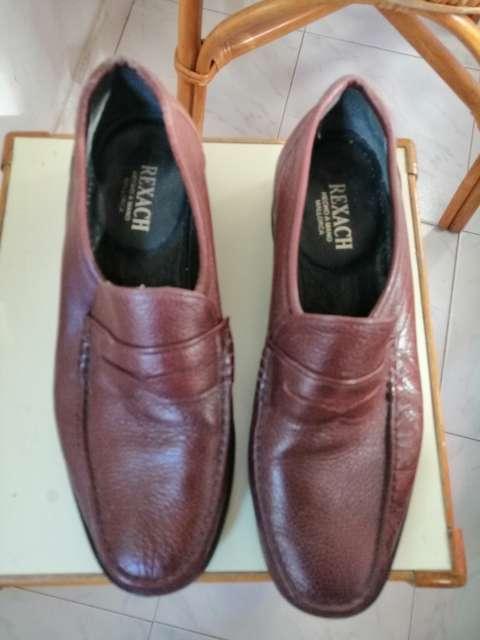 Imagen Zapato de piel Rexach echo a mano Mallorca