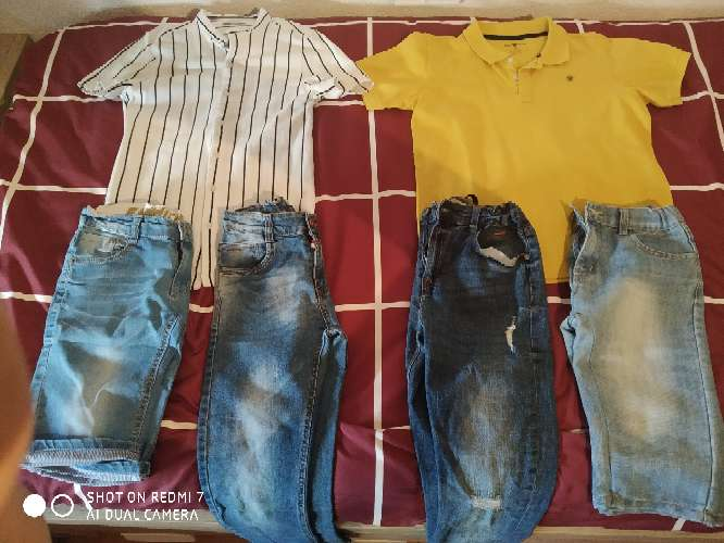 Imagen producto Lote de ropa , en buen estado , 38 prendas 6