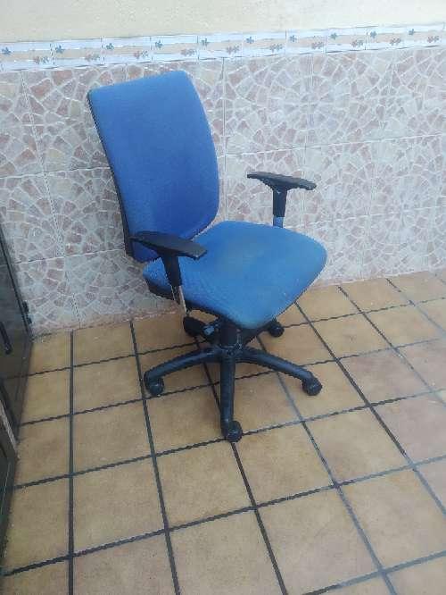 Imagen Silla reclinable con ruedas