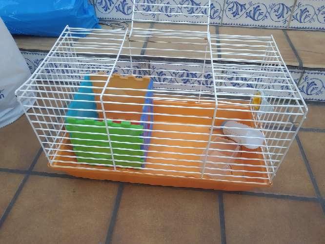 Imagen Jaula de conejo, cobaya o hamster