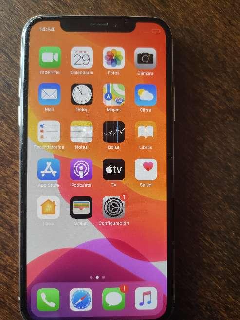 Imagen producto Vendo iPhone x con baypass 3