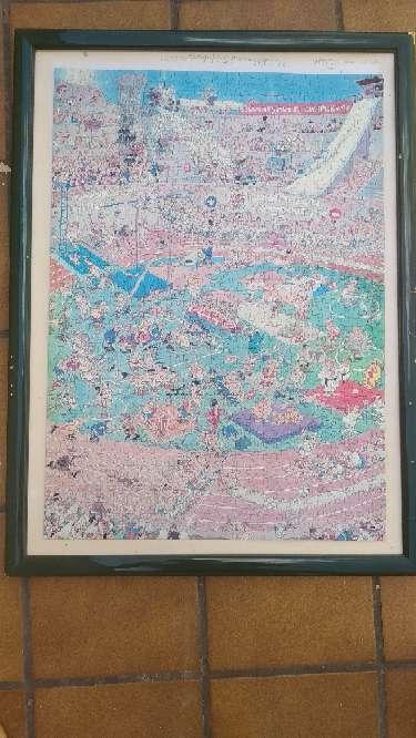 Imagen Puzzle de 1000 piezas