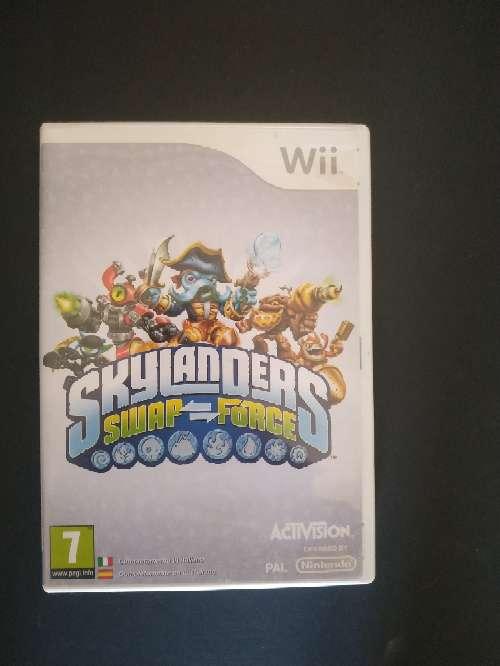Imagen Skylanders Swap Force Wii