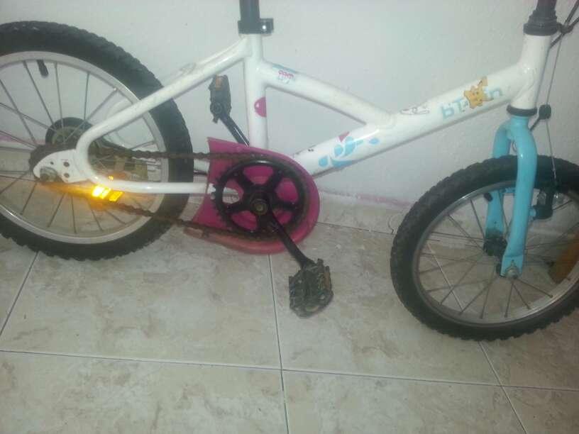 Imagen bici para niña