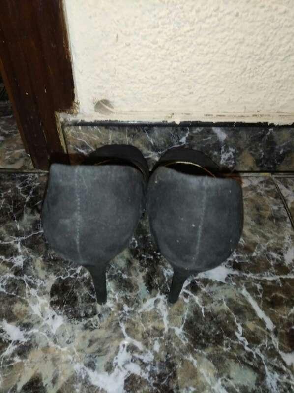 Imagen producto Zapatos de tacón negros 5