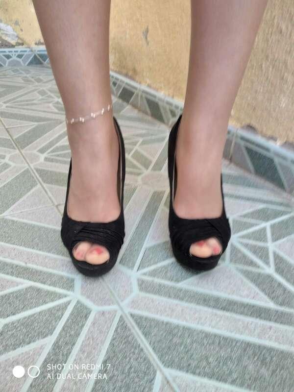 Imagen producto Zapatos de tacón negros 7