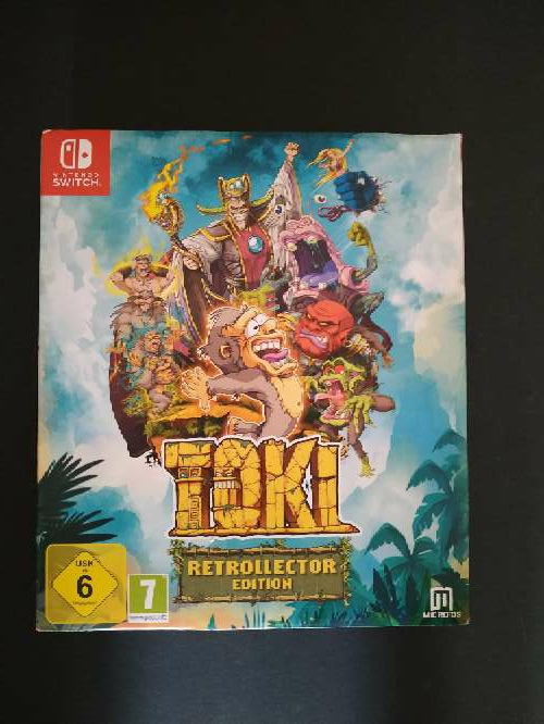 Imagen Toki Collector's Edition Nintendo Switch