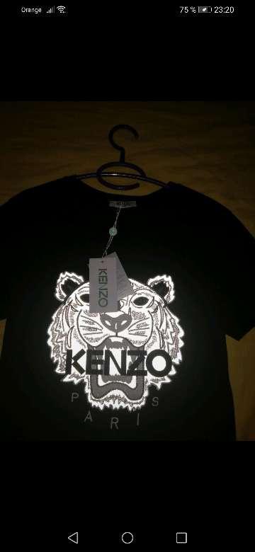 Imagen Camiseta kenzo