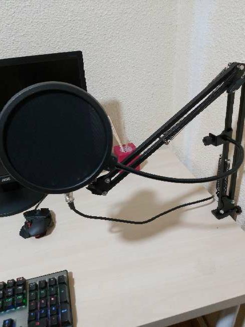 Imagen producto Micrófono Neewer NW-800 Y Power Phantom 48v 5