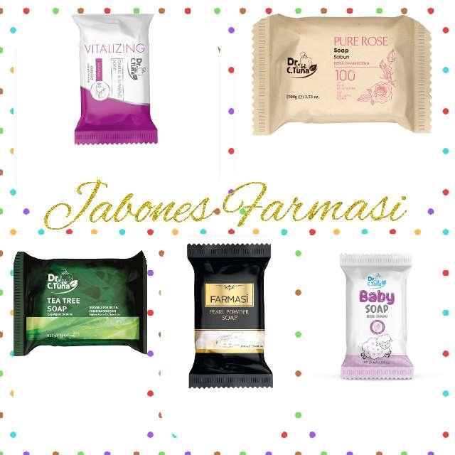 Imagen producto Jabones Farmasi 1