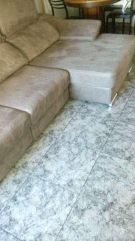 Imagen producto Sofá de piel auténtica primera calidad,3 meses de uso , vendo por cambio por tena de espacio,,,,me costo, 2500 euros !!!!!3 metros de largo por180 de ancho .674463248 4