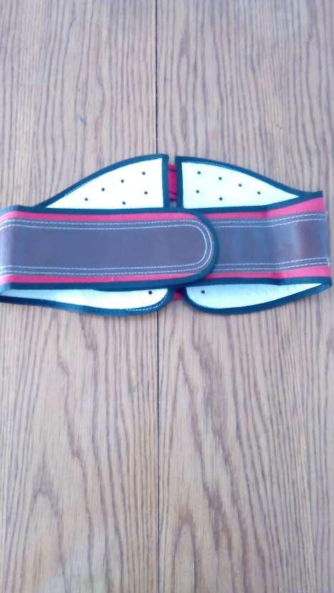 Imagen producto Cinturón faja, para el jimnasio 2