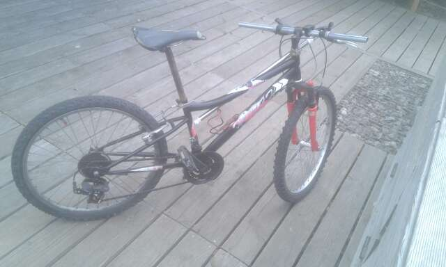 Imagen vendo bicicleta por no usar