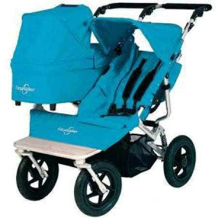 Imagen producto Vendo cochecito gemelar EasyWalker. 5