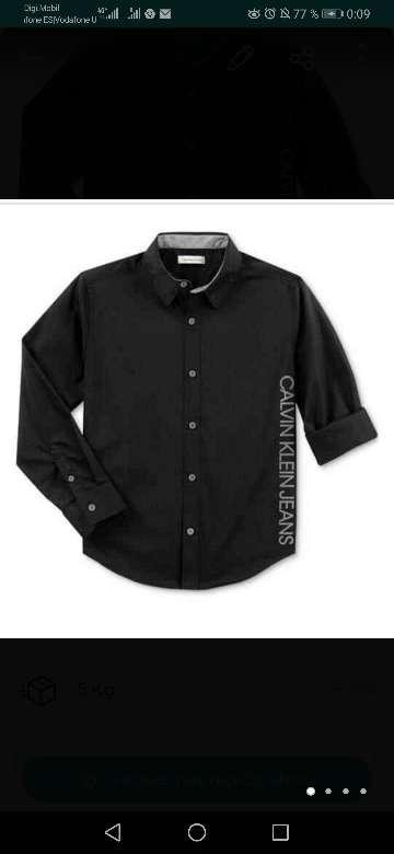 Imagen Camisa calvin klein