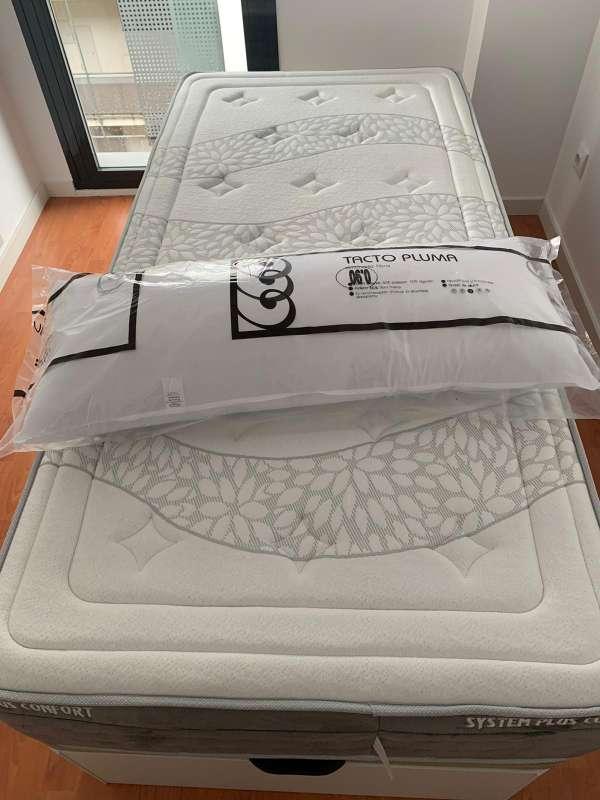Imagen producto Cama individual totalmente nueva 5