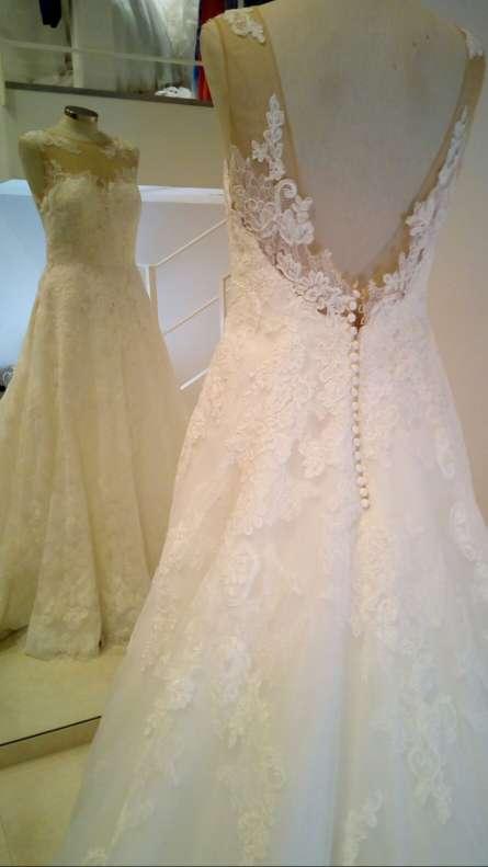 Imagen vestido de novia