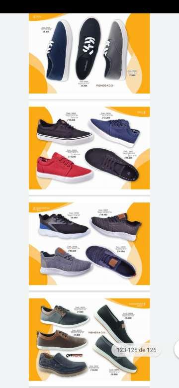Imagen calzado de dama caballero y niño y niña y acesorios pueden llamar 83727523