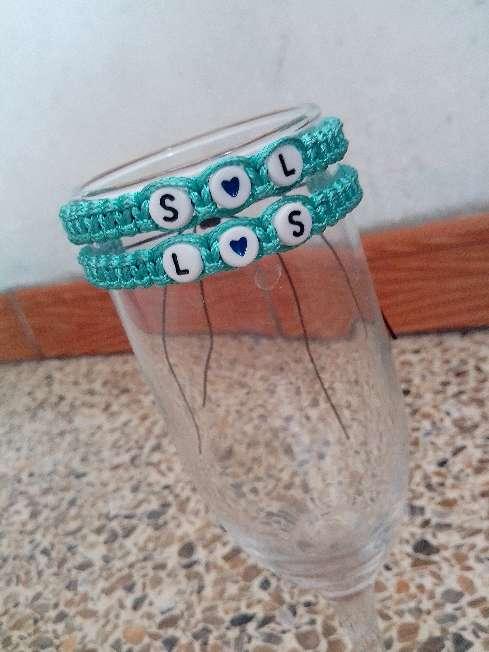 Imagen pulseras personalizadas