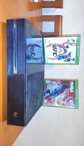 Imagen Xbox One casi sin usar