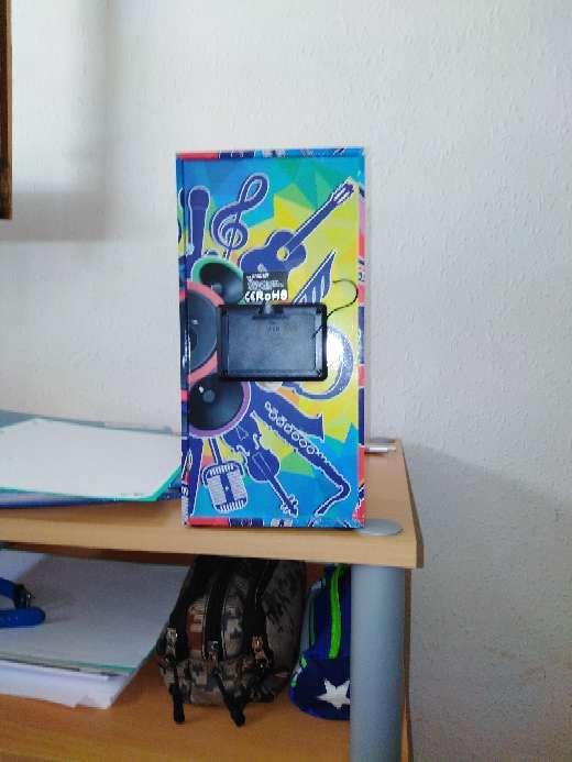 Imagen Altavos nuevo en la caja
