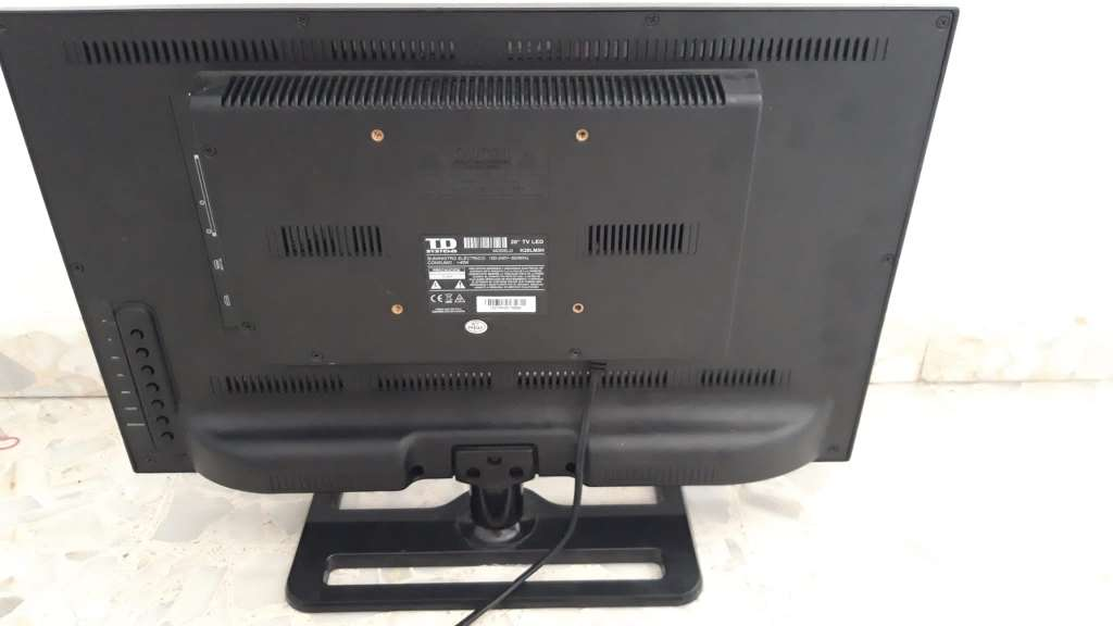 Imagen producto TV de 20 pulgadas  2