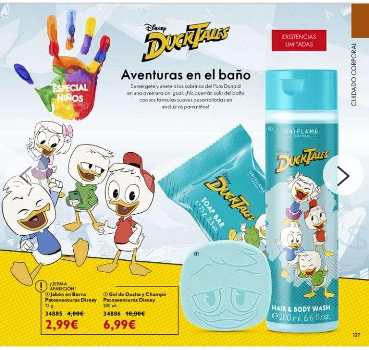 Imagen producto Aventuras en el baño con Disney  2