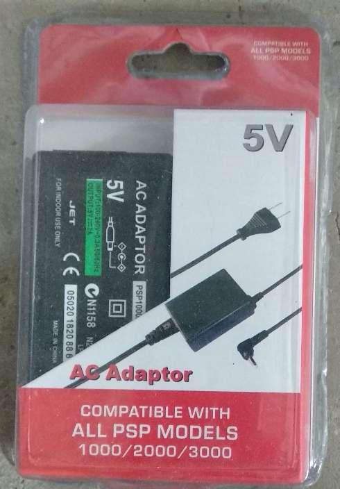 Imagen cargador para PSP