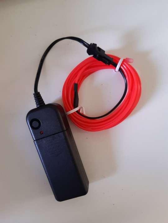 Imagen Cable luz de neón